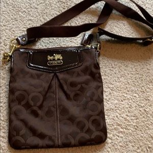 Coach Crossbody in Brown